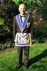 Past Provincial Grand Sword bearer